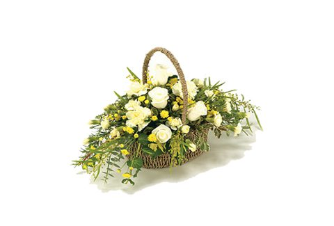 basket_arrangement_yellow_and_white_featured