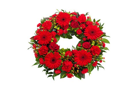 red_wreath