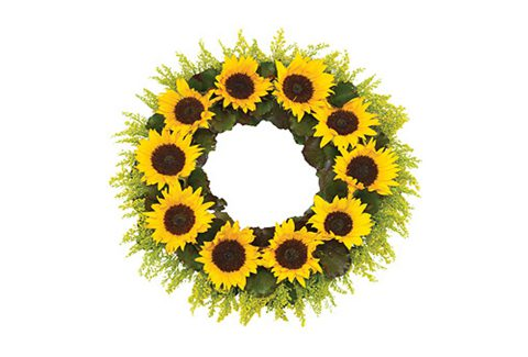 sunflower_wreath