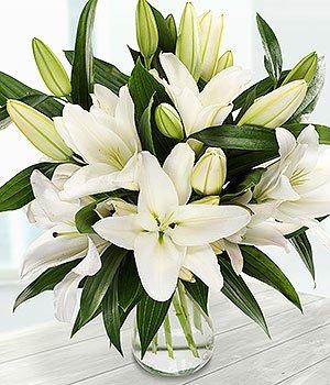 Lilie bouquet
